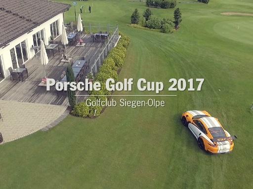 Die Impressionen unseres Golf Cups
